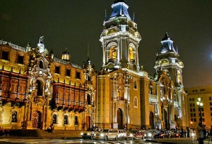 Catedral-Lima