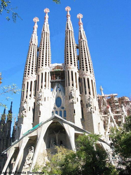 Barcelona la ciudad de gaud 237 ciudades candidatas ciudades