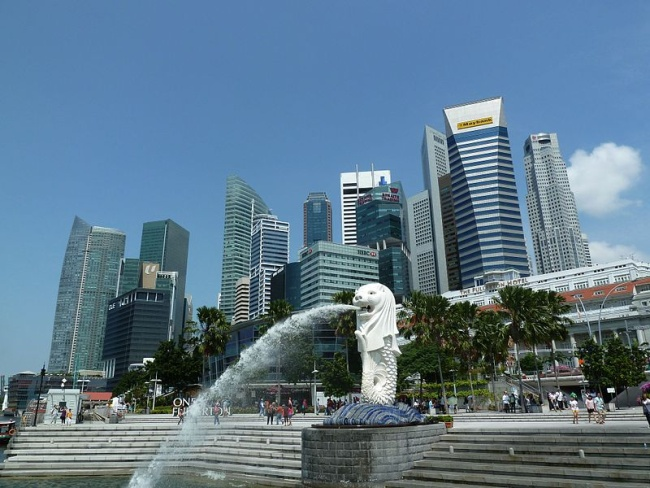 singapur asia