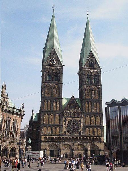 catedral de bremen alemania