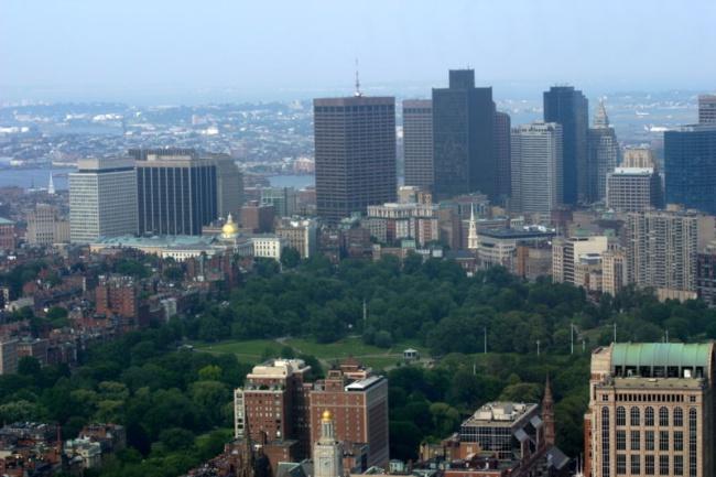 boston comun