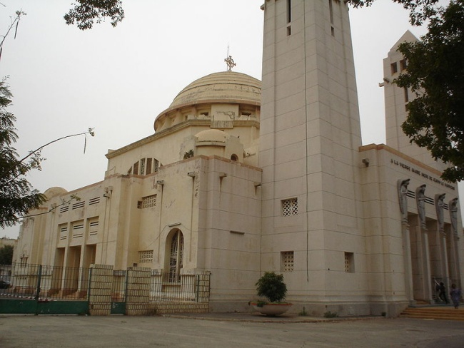 catedral de senegal