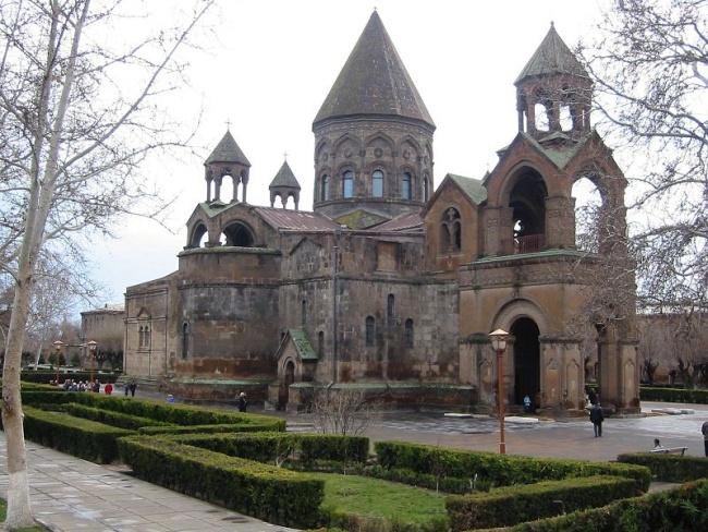 catedral de edjmajin