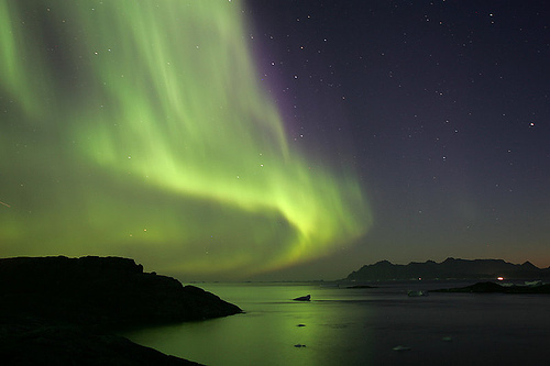 Northen Lights (Aurora Borealis)