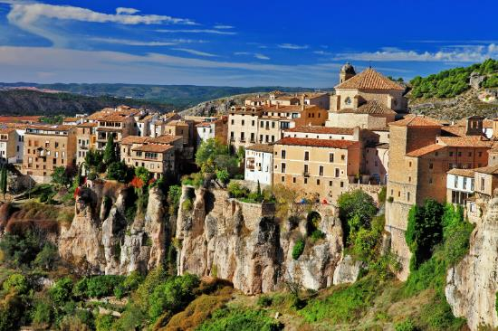 Panorámica de Cuenca