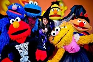 Halloween diferente con los niños en Salou